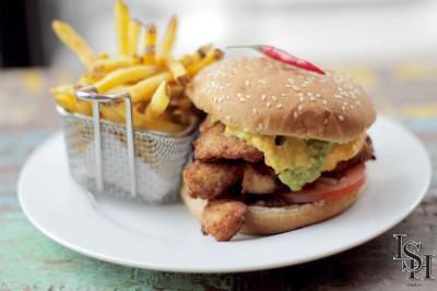 Cheeseburger, cuisine brésilienne à Paris