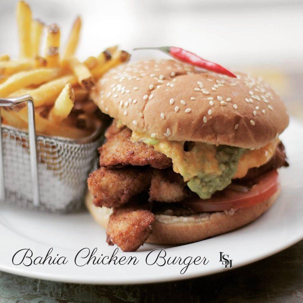 Burger à partager